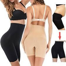 Shapermint Size Chart Details About Shapermint Empetua High Waisted Shorts Pants Women Body Shapers Girdle Shapewear