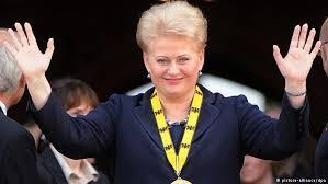 Даля Грибаускайте ″Никакого кризиса евро нет″ Европа и  Даля Грибаускайте