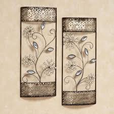 >wall art sets new silver metal wall art flowers takuice wall art ideas wall art sets new silver metal wall art flowers takuice