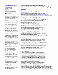 Easy Perfect Resume Luxury Resume Service Best Templatewriting A