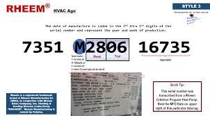Rheem Hvac Age Building Intelligence Center
