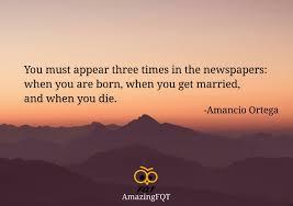 Amancio Ortega Quotes Amazingfqt
