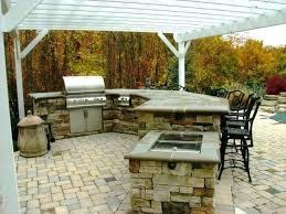 ideas for garden patio design amazing patio design ideas with outdoor barbecue garden patio design ideas uk
