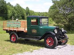 Handmade 1928 Chevrolet Truck by Greenfield Woodworks | CustomMade.com