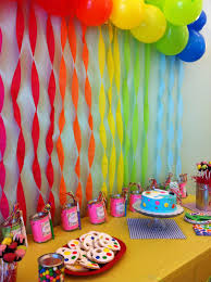 Birthday Party for an 8 year old girl - Rocker theme