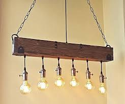 hanging lights from ceiling handmade beam chandelier wood beam chandelier wooden chandelier rustic lighting farmhouse pendant hanging lamp indoor lighting
