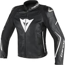 dainese assen leather jacket perforated clothing jackets motorcycle black white dainese thermal clothes