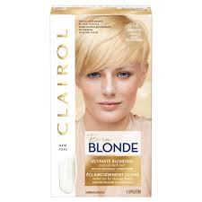 Nice and easy born blonde