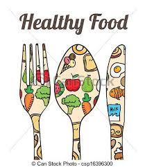 healthy food clipart. Unique Healthy Healthy Food  Csp16396300 Throughout Healthy Food Clipart L