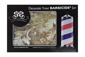 Barbicide Jar Decorative Salon Skins Decorative Barbicide Jar Wrap Victorian 100oz Jar Free 48