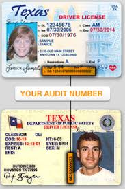 Ualastchance's Number Texas - License Drivers Where Is Diary Audit On