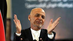 """الرئيس الأفغاني غني: تركنا لمنع """"سيل الدماء""""   اخبار العالم – المشرق نيوز"""