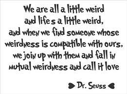 Love Quote Dr Seuss