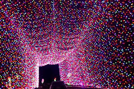Cave Christmas Lights Louisville Why Have I Never Visited Kentuckys Only Christmas Cave Video