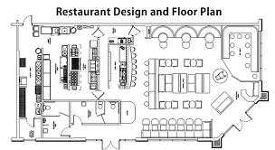 restaurant floor plan. Components To Be Included In Restaurant Design And Floor Plan