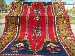 details about antique cr1900 1939s tribal dowry wool pile carpet 4 5 x8 9 folk art turkey
