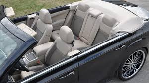 Chrysler 300 Convertible:picture # 11 , reviews, news, specs, buy car