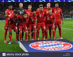 Bayern Munich Team High Resolution Stock Photography and Images - Alamy