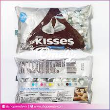 Kẹo socola sữa Hershey's Kisses - USA - 340g - Omely - Candy & Snack Shop