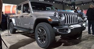 Jeep Gladiator, the Wrangler of pickup trucks, ruled the LA Auto ...