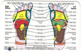 Eunice Ingham Reflexology Chart What Is Foot Reflexology Foot Good