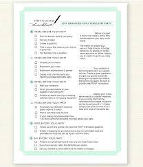 Retirement Planning Checklist Template Event Google Unique