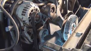 how to replace a serpentine belt on a tahoe 5 7 air how to replace a serpentine belt on a tahoe 5 7 air conditioning