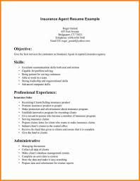 Cover Letter Widescreen Insurance Agent Resume Sample Budget