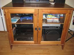 Tv Stereo Stands Cabinets Ikea Leksvik Tv Dvd Stereo Stand Cabinet For 60 Retails Flickr