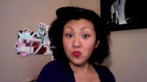 Marilyn Monroe Hairstyle How Tomarilyn Monroe Short Hair Remington Curlers Review Youtube