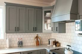 bewitching refurbished kitchen cabinets at refurbished kitchen cabinets calgary are grey better than white