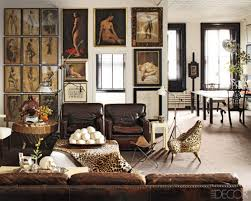 White Walls Decorating Living Room With Dark Sofa I Like The Combination Of The Dark