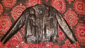 women s screaming eagles leather jacket size m women s tops outerwear truro kijiji