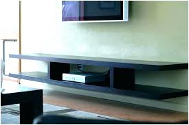 Floating Shelves For Dvd Player Etc Adorable Floating Shelves For Dvd Player Wall Mountable Player Wall Mount