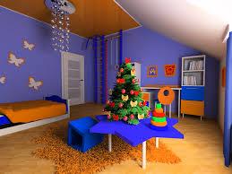 Desktop Hintergrundbilder Kinderzimmer Neujahr 3d Grafik