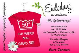 Superb Einladung 50 Geburtstag Lustig 12 Bilder Spruche Einladung