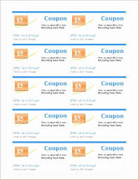 coupon templates word microsoft word coupon template shooters journal