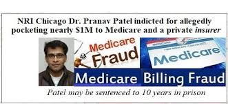 NRI Doctor indicted for $1 million healthcare fraud | NRIPress
