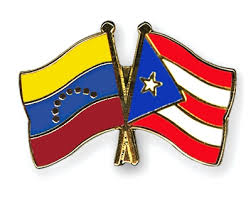 Image result for venezuelan puerto rico flags