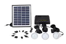 PRAG Solar Home LightHome Solar Light