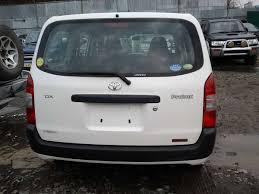 2011 Toyota Probox Pictures, 1.5l., Gasoline, Automatic For Sale