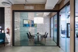 office meeting. Dentsu Office Meeting Area