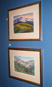 robin purcell california watercolors in the plein air tradition: 2014