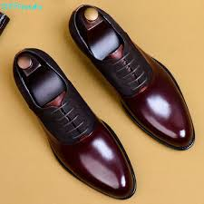 <b>QYFCIOUFU 2019 Fashion</b> Man Formal Shoes High Quality ...