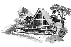 a frame house plans. Wonderful House 1371743  2Bedroom 1076 Sq Ft A Frame House Plan  1371743 With Plans E