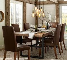 pottery barn dining table. Griffin Reclaimed Wood Dining Table Pine Pottery Barn Regarding Room Tables Idea 8