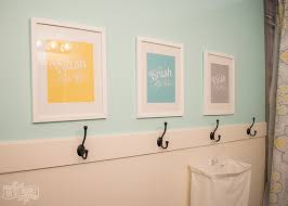 Free Printable Bathroom Art Impressive Kids Bathroom Organization Ideas Free Printable Bathroom Art