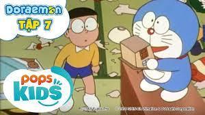 Doraemon Tập 7 - Hơi Gas Sở Hữu, Ngôi Nhà Trở Thành Rô Bốt - Hoạt Hình Tiếng  Việt - Hôm