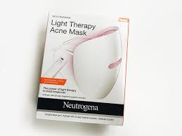 Amazon Neutrogena Light Therapy Neutrogena Light Therapy Acne Mask Review Spy