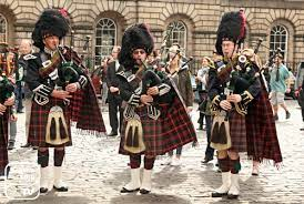 Celtic musical instruments tend to be simple and portable, so that the party can go anywhere, at any time. Traditional Scottish Music